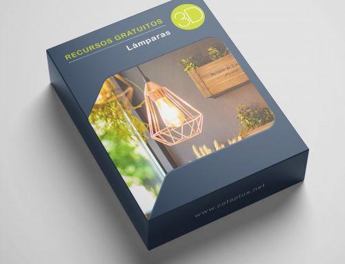 Lámparas 3D para Sketchup