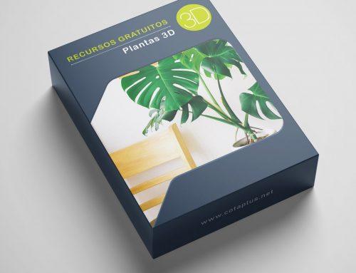 200 Plantas 3d paras Sketchup